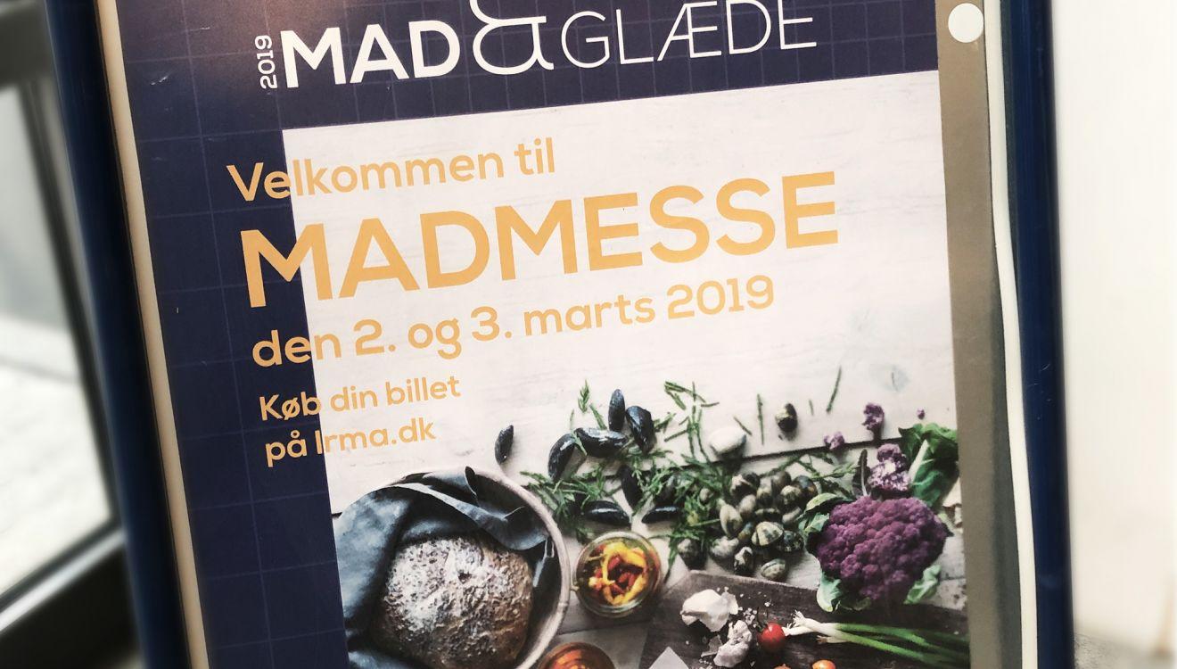 Stibo Complete - Mad&Glæde 2019 - Leverandør til landets største madfest