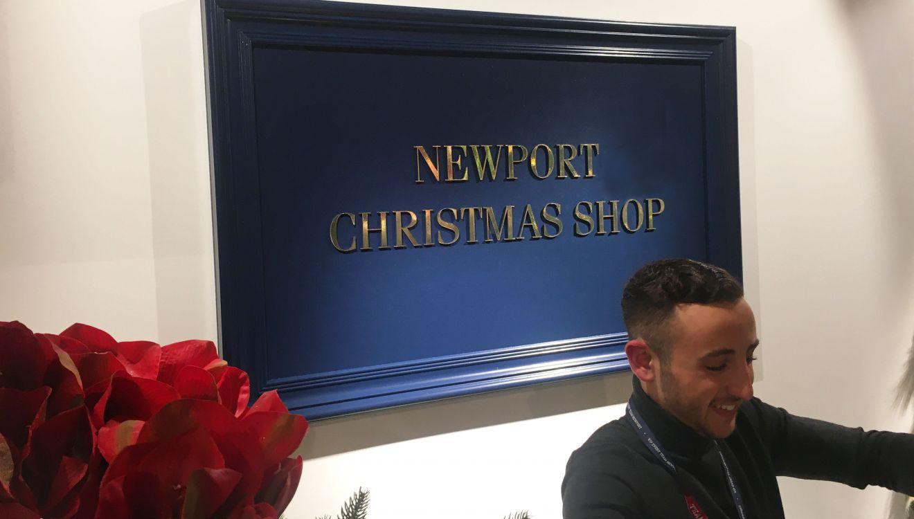 Stibo Complete - Popup store - Newport