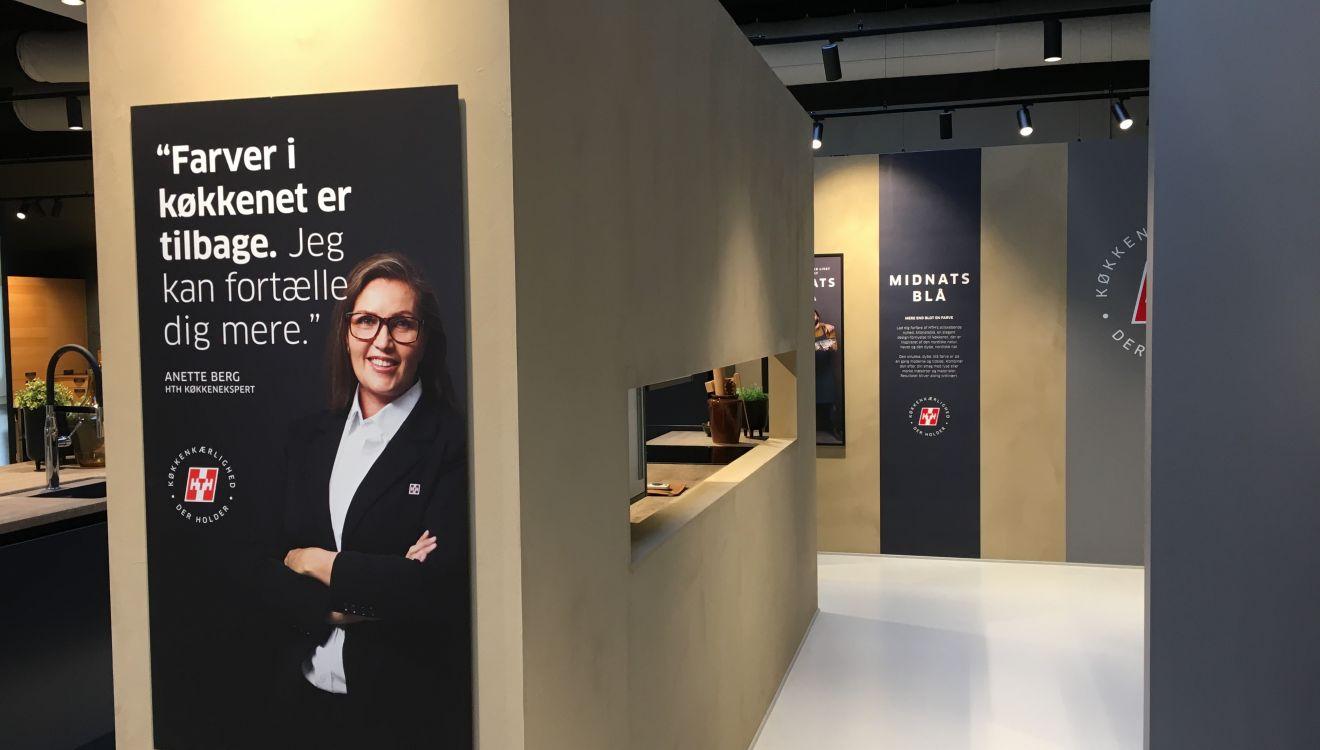 Stibo Complete - Nyt look til HTH's butikker i Danmark, Sverige og Norge