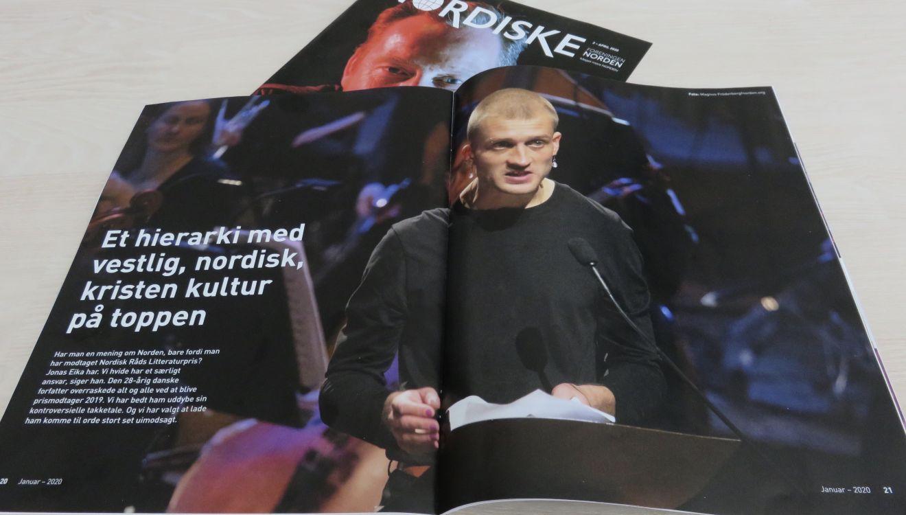 Stibo Complete - Formidabelt redesign af magasinet NORDISKE